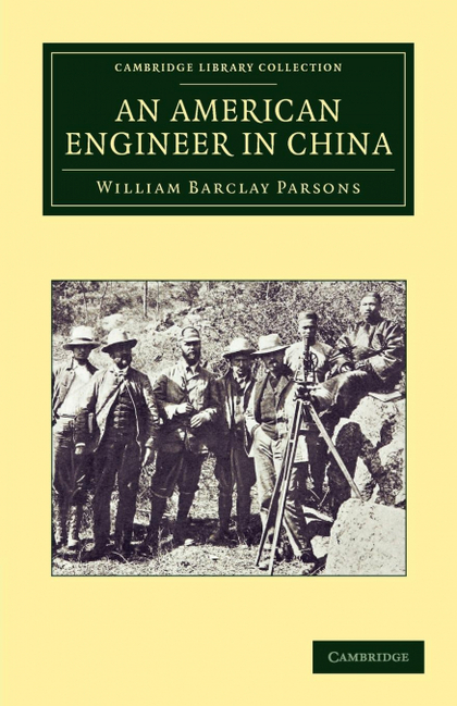 AN AMERICAN ENGINEER IN CHINA