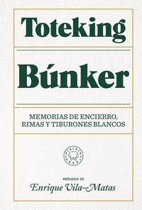 BÚNKER (EDICIÓN LIMITADA CON CUBIERTA DE PIEL). MEMORIAS DE ENCIERRO, RIMAS Y TIBURONES BLANCOS