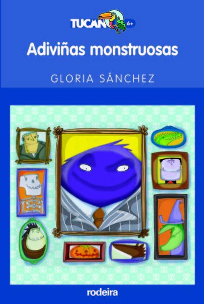 ADIVIÑAS MONSTRUOSAS