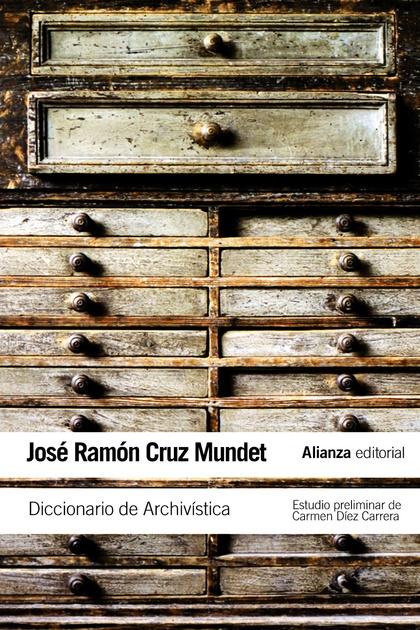 DICCIONARIO DE ARCHIVÍSTICA