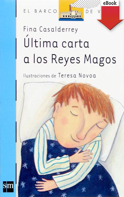 Última carta a los Reyes Magos (eBook-ePub)