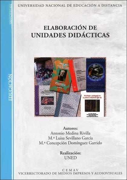 ELABORACIÓN DE UNIDADES DIDÁCTICAS