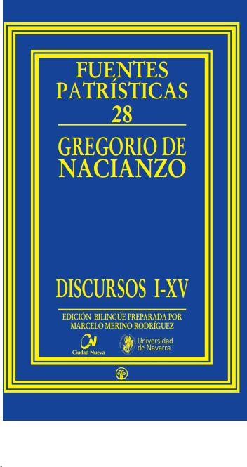 DISCURSOS I-XV.