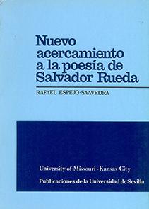 NUEVO ACERCAMIENTO A LA POESÍA DE SALVADOR RUEDA