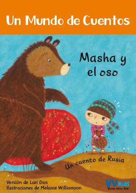 MASHA Y EL OSO (VVKIDS).