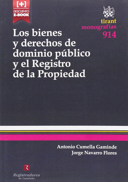 LOS BIENES Y DERECHOS DE DOMINIO PÚBLICO Y EL REGISTRO DE LA PROPIEDAD