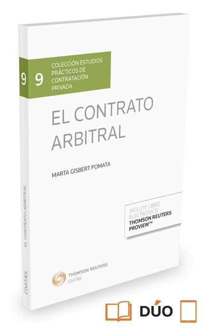 EL CONTRATO ARBITRAL (PAPEL + E-BOOK).