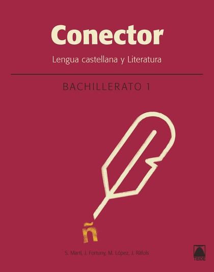 LENGUA 1º BACHILLERATO 2016 (CONECTOR).
