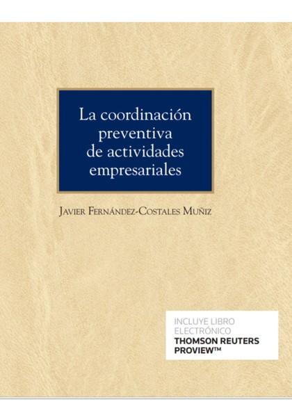 COORDINACION PREVENTIVA DE ACTIVIDADES EMPRESARIALES DUO,LA.