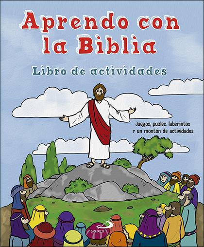 APRENDO CON LA BIBLIA                                                           LIBRO DE ACTIVI