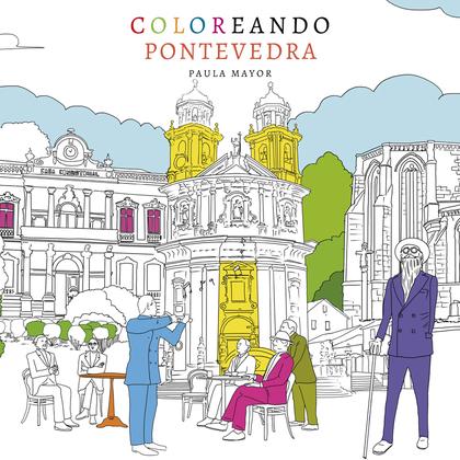 COLOREANDO PONTEVEDRA.