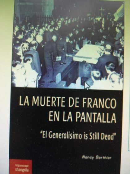 LA MUERTE DE FRANCO EN LA PANTALLA. ´EL GENERALÍSIMO ES STILL DEAD´