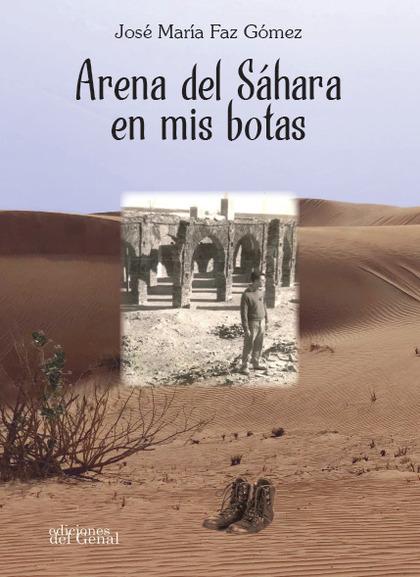 ARENA DEL SAHARA EN MIS BOTAS.
