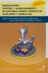 IDENTIFICACIÓN, CONTROL Y ALMACENAMIENTO DE MATERIAS PRIMAS
