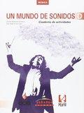 UN MUNDO DE SONIDOS D CUADERNO. UN MUNDO DE SONIDOS D CUADERNO