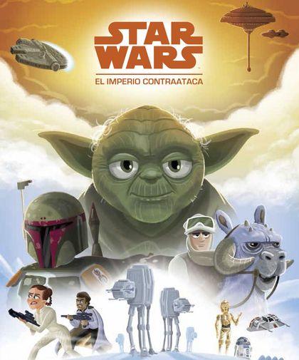 STAR WARS. EL IMPERIO CONTRAATACA.