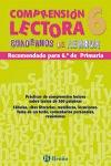 COMPRENSIÓN LECTORA, 6 EDUCACIÓN PRIMARIA