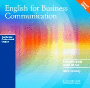 ENGLISH FOR BUSINESS COMMUNICATION AUDIO CD SET (2 CDS) 2ND EDITION