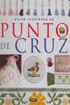 ATLAS ILUSTRADO DE PUNTO DE CRUZ