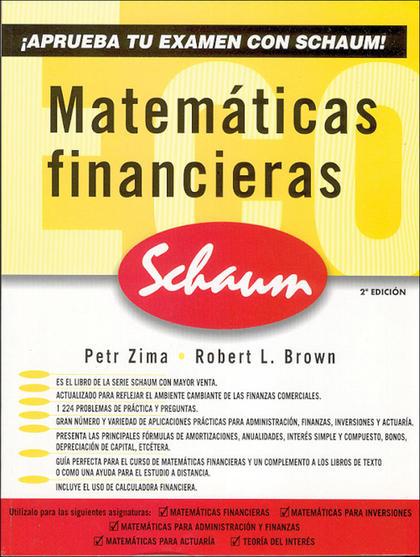 MATEMATICAS FINANCIERAS 2ªED