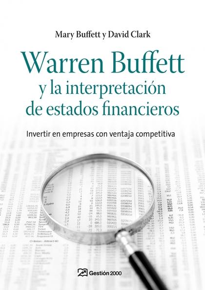 Warren Buffett y la interpretación de estados financieros