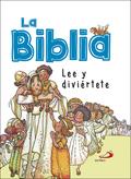 LA BIBLIA                                                                       LEE Y DIVIÉRTET