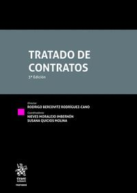 PACK TRATADO DE CONTRATOS (5 TOMOS).