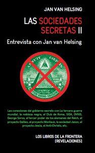 LAS SOCIEDADES SECRETAS II