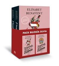 PACK BILOGÍA SILVIA (CONTIENE: PERSIGUIENDO A SILVIA \ ENCONTRANDO A SILVIA).
