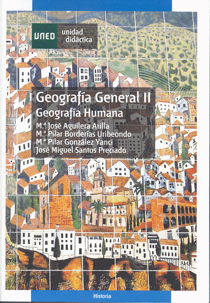 GEOGRAFÍA GENERAL: (GEOGRAFÍA HUMANA)