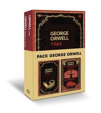 PACK GEORGE ORWELL (CONTIENE: 1984 \ REBELIÓN EN LA GRANJA).