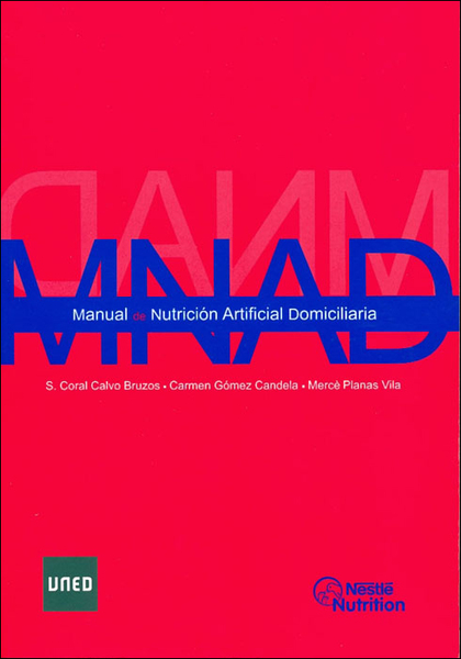 MANUAL DE NUTRICIÓN ARTIFICIAL DOMICILIARIA