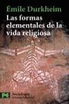 Las formas elementales de la vida religiosa