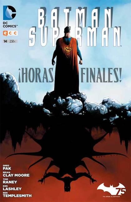 BATMAN-SUPERMAN 14