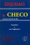 ESQUEMAS DE CHECO. GRAMÁTICA Y USOS LINGÜÍSTICOS