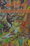 BUSCA LOS ANIMALES Y SUS RECORDS