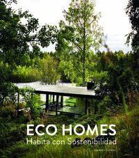 ECO HOMES. HABITA CON SOSTENIBILIDAD