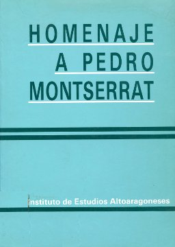 HOMENAJE A PEDRO MONTSERRAT.