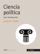 CIENCIA POLITICA.