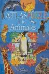 ATLAS PUZZLES DE LOS ANIMALES