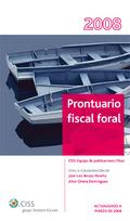 PRONTUARIO FISCAL FORAL 2008