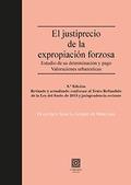 EL JUSTIPRECIO DE LA EXPROPIACIÓN FORZOSA.