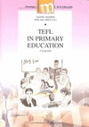 TEFL IN PRIMARY EDUCATION