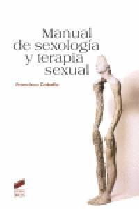 MANUAL DE SEXOLOGIA Y TERAPIUA SEXUAL.