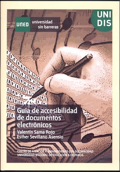 GUÍA DE ACCESIBILIDAD DE DOCUMENTOS ELECTRÓNICOS.