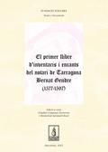 EL PRIMER LLIBRE D´INVENTARIS I ENCANTS DEL NOTARI DE TARRAGONA BERNAT GENDRE (1577-1597)