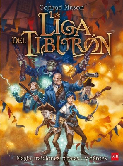LA LIGA DEL TIBURÓN