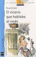 EL VICARIO QUE HABLABA AL REVES.78 SERIE AZUL
