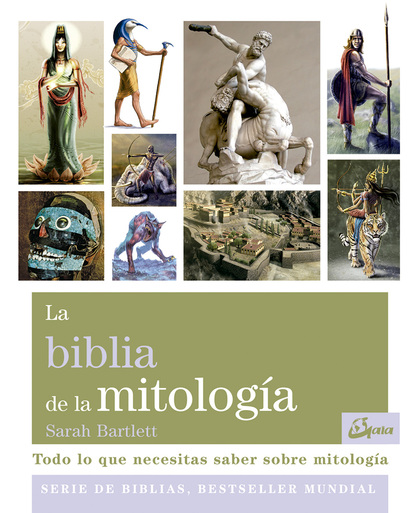 LA BIBLIA DE LA MITOLOGÍA                                                       TODO LO QUE NEC