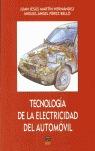 TECNOLOGÍA DE LA ELECTRICIDAD DEL AUTOMÓVIL